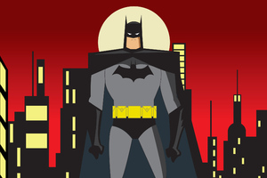 Batman Vector Digital
