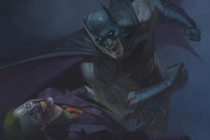 Batman Vs Joker New Wallpaper