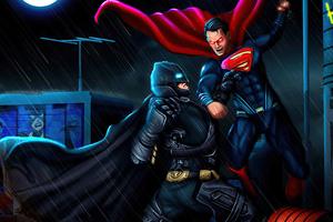 Batman Vs Superman 5k