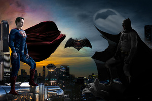 Batman Vs Superman 5k Fan Made