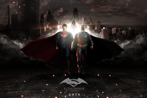 Batman vs Superman Dawn Of Justice Latest Wallpaper