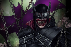 Batman Who Laughs All Day