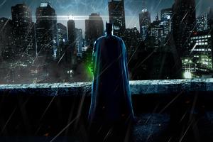 Batman With Kryptonite