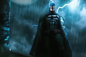 Batman With Problems Wallpaper