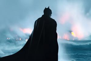 Batman X Dunkirk 4k Wallpaper