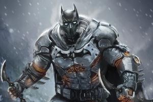 Batman Xe Suit 4k