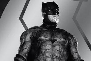 Batman Zack Synder Poster 4k Wallpaper
