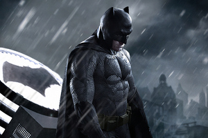 Batman4k Art New
