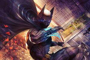 Batmanart 2019 Wallpaper