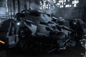 Batmobile 5k