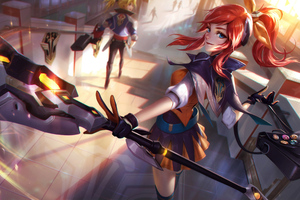 Battle Academia Lux League Of Legends Wallpaper