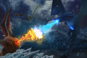 Battle Of Ice And Fire 5k