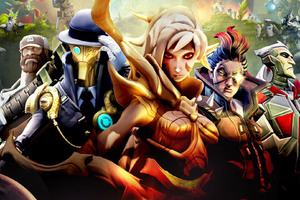 Battleborn Characters Wallpaper