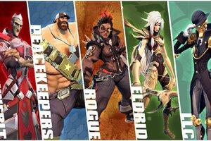 Battleborn Game Collage Wallpaper