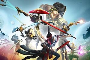 Battleborn Game Wallpaper