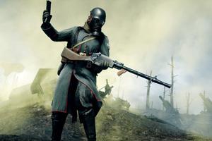 Battlefield 1 5k
