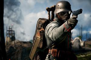 Battlefield 1 5k HD