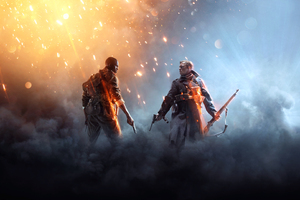 Battlefield 1 Game Art