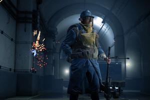 Battlefield 1 Solider 5k