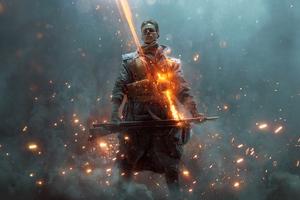 Battlefield 1 They Shall Not Pass 4k