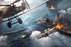 Battlefield 1 Turning Tides 2018