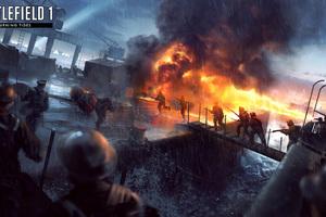 Battlefield 1 Turning Tides 4k