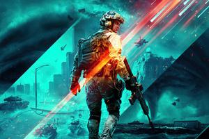 Battlefield 2042 Wallpaper