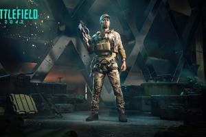 Battlefield 2042 8k Wallpaper