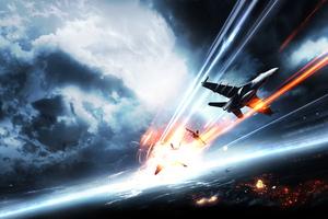 Battlefield 3 10k Wallpaper