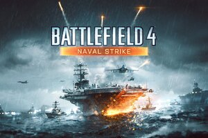 Battlefield 4 Naval Strike Wallpaper