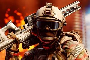 Battlefield 4 Sniper Wallpaper