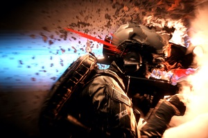 Battlefield 4 Soldier 5k