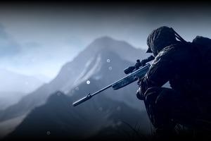 Battlefield 4 Soldier Wallpaper