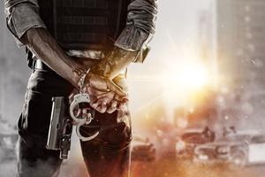 Battlefield Hardline 4k