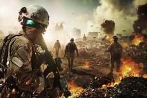 Battlefield Soldier