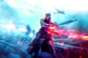 Battlefield V Art 4k