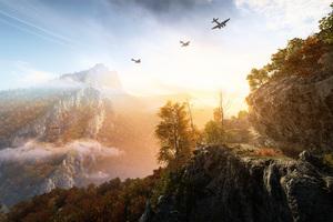 Battlefield V Game 4k