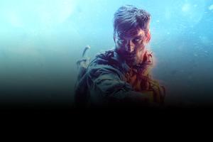 Battlefield V Soldier