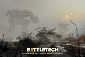 Battletech 2017 Video Game Wallpaper