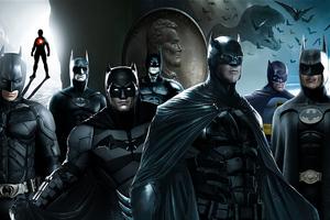 Batverse Wallpaper