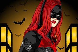 Batwoman 2019art Wallpaper