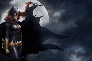Batwoman 4k Art Wallpaper