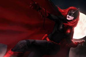 Batwoman 4k Artwork 2020 Wallpaper