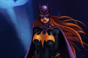 Batwoman 4k Artwork Wallpaper