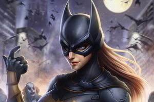 Batwoman Art 2020 Wallpaper