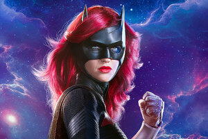 Batwoman Art2020