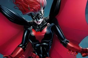Batwoman Arts Wallpaper