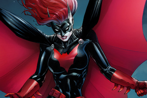 Batwoman Arts
