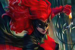 Batwoman Artwork 2020