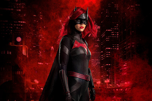Batwoman Cw 4k Wallpaper